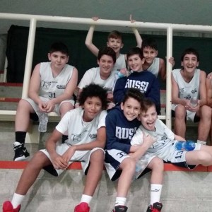UNDER 13 M. : BASKET BLUB RUSSI - RAGGISOLARIS ACADEMY FAENZA 71-45